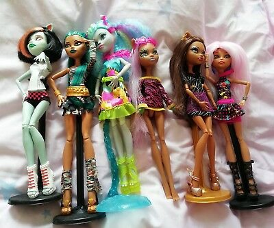 Monster High Puppen, Nefera, Clawdeen