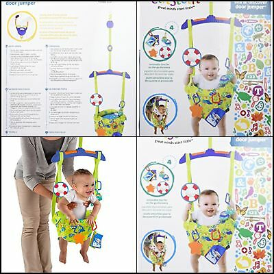 a5e286c0e295 NEW EVENFLO EXERSAUCER Baby Active Seat Swing Infant Portable ...