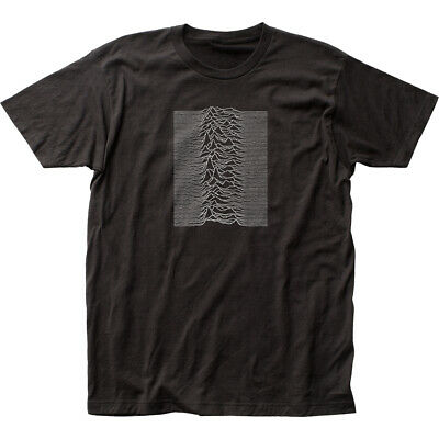 Joy Division Unknown Pleasures Officially Licensed Adult T Shirt
