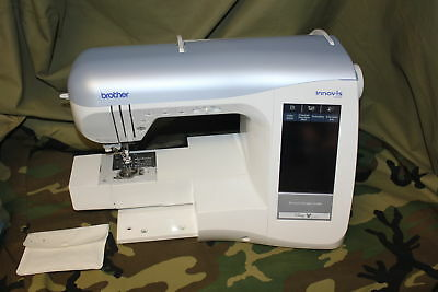 Brother Innovis Innov-is 1500D Disney Sewing and Embroidery Machine