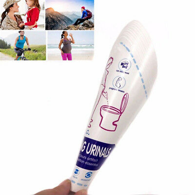 10PCS Disposable Women Urine Urinal Funnel Urination Device Outdoor Travel New