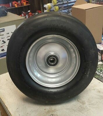 16x6.50-8 Hay Tedder wheel and tire