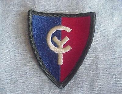 U. S. Army 37TH Division Patch