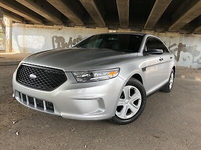 2014 Ford Taurus  2014 Ford Taurus with ONLY 43,000 miles, All Wheel Drive, Police Interceptor!