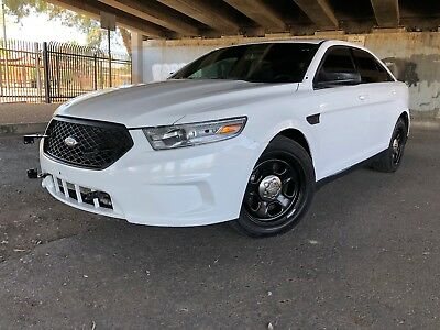 2013 Ford Taurus  2013 Ford Taurus Highway Patrol Unit!  Police Interceptor