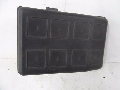 vauxhall astra mk4 fuse box cover 09132701 1998-2004