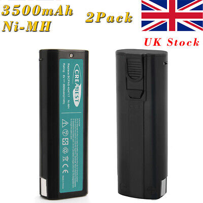 2x 6V 3000mAh Ni-MH 404717 Battery For Paslode 902200 900600 IM50 IM65 IM350A