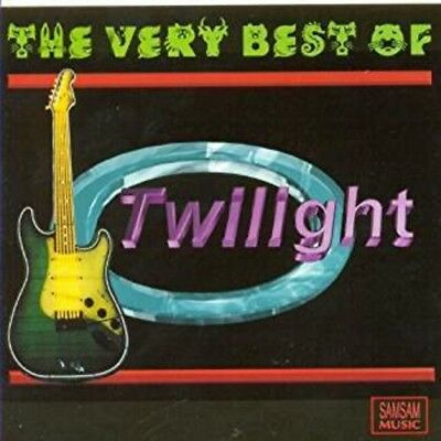 The Twilight - Very Best Of Crazy Rockers [New CD]