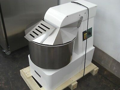 Brand New 50 Ltr Spiral Dough Mixer Commercial £1050+VAT
