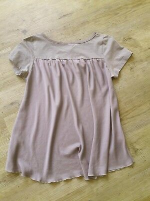 Shirt in A-Linie von 10days, beige, Gr. 0
