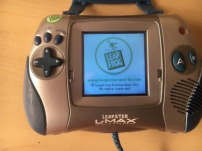 Leapster L-Max Game Console
