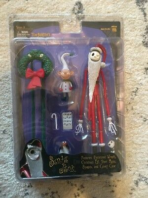 Disney The Nightmare Before Christmas Santa Jack Neca Series 3 Figure