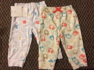 Rosie Pope Baby 2 pairs pants size 6-9 months