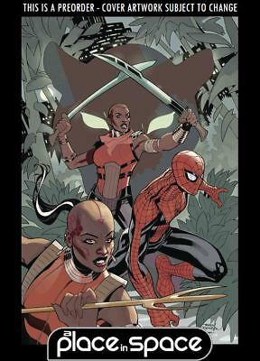 (Wk26) Wakanda Forever: Amazing Spider-Man #1A - Preorder 27Th Jun