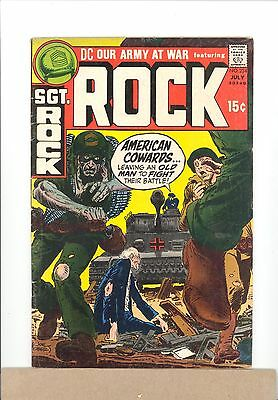 1971 DC Comics OUR ARMY AT WAR featuring Sgt. Rock #234