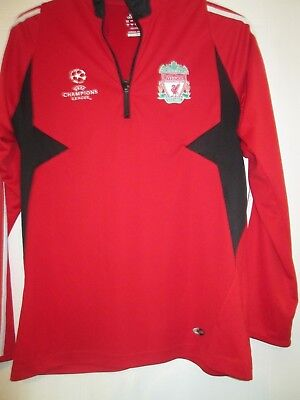 Size Pull 40 38 Over Adidas Top Liverpool Champions Football League RnxO510