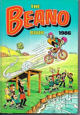 The Beano Book / Annual 1986. GOOD CONDITION - Not price clipped