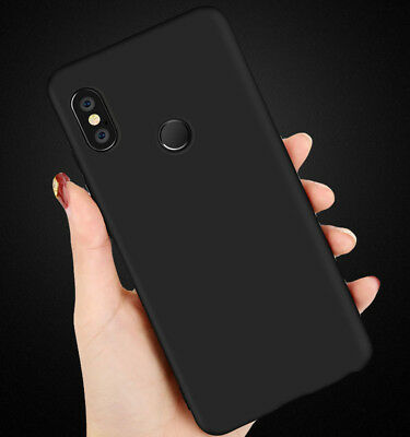 Luxury Ultra Thin Matte Soft Case Cover For Xiaomi Redmi 5A Prime Note 5 Pro 4X