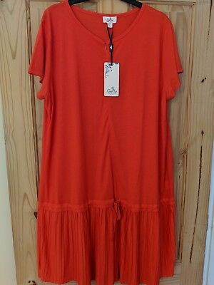 GeBe maternity/nursing dress size 18 brand new with tags