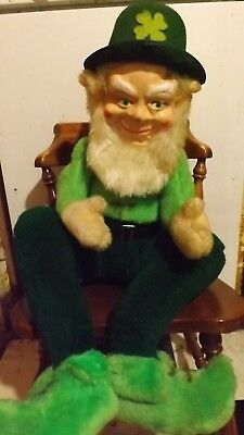 Ultra Rare John Jameson Irish Whiskey Leprechaun Promo From Early 70S