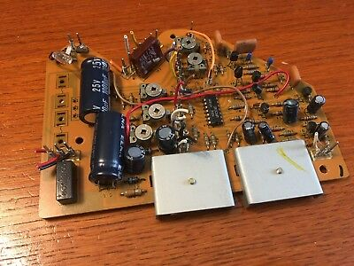Sony PS-T2 Turntable Parts - Main Circuit Board