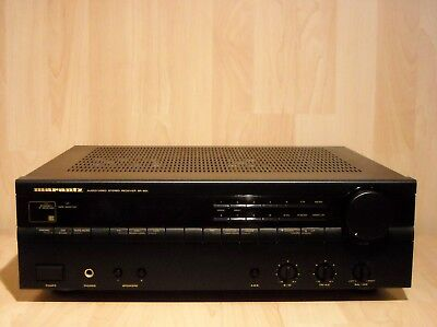 Marantz SR-60L Audio-Video Stereo Receiver + Remote & Manual  * MINT CONDITION *