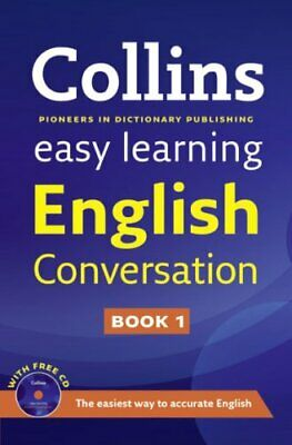 Easy Learning English Conversation: Book 1 (C by Collins Dictionaries 0007374720