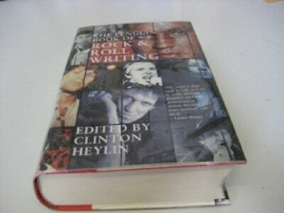 The Penguin Book of Rock & Roll Writing Hardback Book The Cheap Fast Free Post