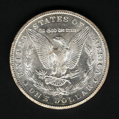 U.S.A.  1902-0 Silver Dollar..  Full Lustre..  Choice UNC/BU