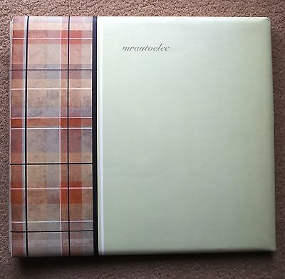 TLC 12x12 Post-bound Expandable Scrapbook Album with Pages - Beige BNWOP Marks