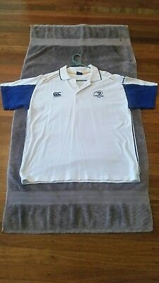 leinster rugby polo shirt xl