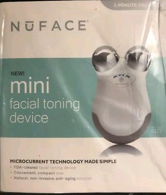 NuFace Mini Facial Toning Device + NuFace Gel Primer