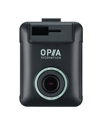 New 2018 Vicovation Opia 2 1440P Ultra Hd *premium Dash Cam* Free Cpl + Free Gps