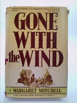 Gone with the wind, by Mitchell, Margaret