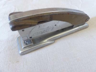 Vintage Retro Art Deco Rexel Comet 5 Office Desk Stapler Large No 56 Staples