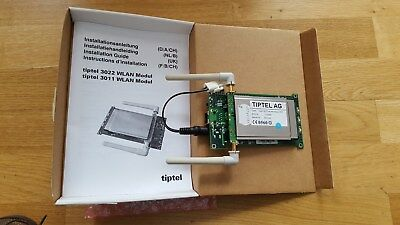 Tiptel 3022 oder Tiptel 822 XT, Access-Point, WLAN-Adapter