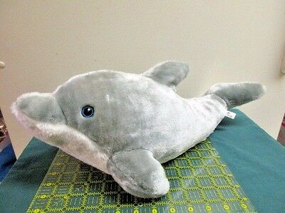 Dolphin Plush Seaworld Sea World 19""