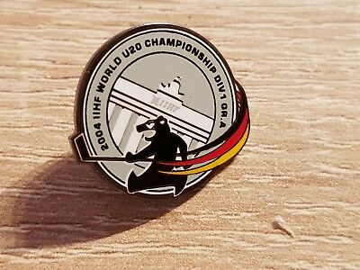 Eishockey Pin 2004 IIHF World U20