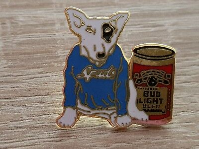 Bier Pin Bud Light Beer