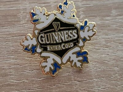 Bier Pin Guinness Extra Cold Pin