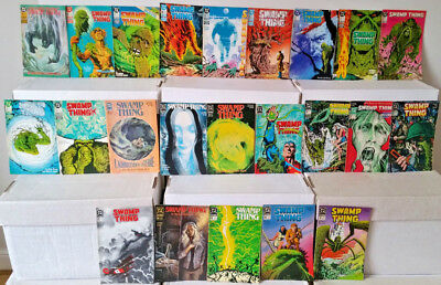 Swamp Thing (Vol.2) #65 to 87 Vertigo Comics Lot Rick Veitch VF/NM