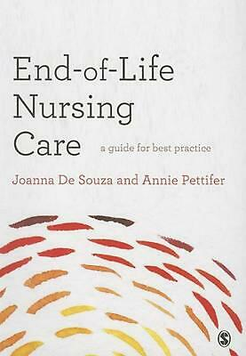 End-of-Life Nursing Care: A Guide for Best Practice by Annie Pettifer (English)