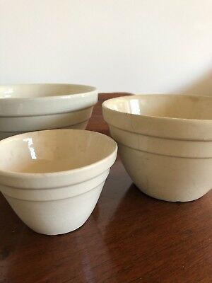 Vintage Hoffman Bowls ( three of them).