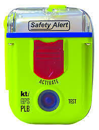 KTI Safety Alert PLB with GPS