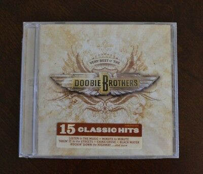 Very Best of the Doobie Brothers:15 Classic Hits by The Doobie Brothers (CD) LN