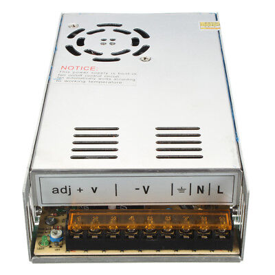 400W 36V 11A AC to DC SMPS S-400-36 Single Output Switching Mode Power Supply