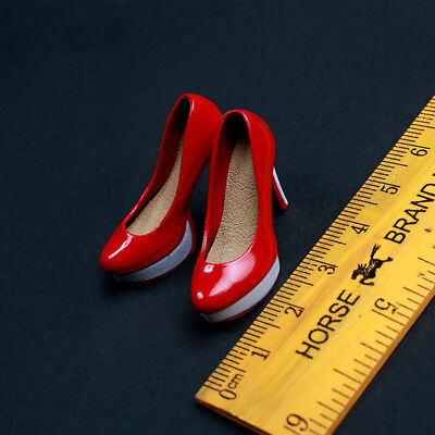 """1/6 Scale Sexy Female High Heels Shoes For 12"""" Phicen Action Figue Doll Hot Toys"""