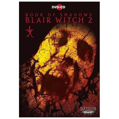 Book of Shadows: Blair Witch 2 (DVD, 2001, DVD-Video and CD Soundtrack...
