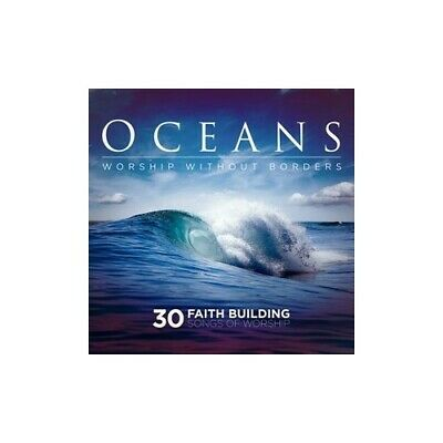 Oceans: Worship Without Borders -  CD 72VG The Cheap Fast Free Post The Cheap