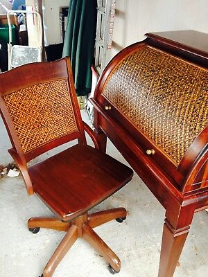 Repro Writing Desk & Chair